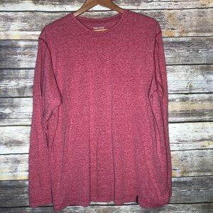 Columbia Omni-wick long sleeve marled t-shirt XL